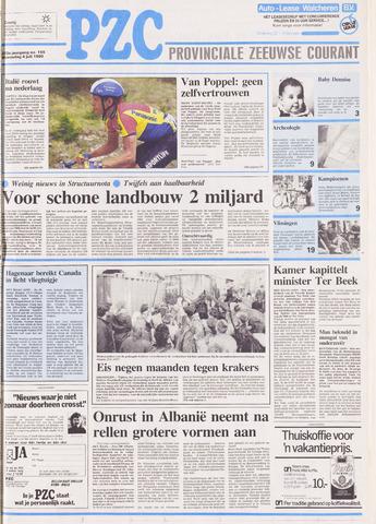 Provinciale Zeeuwse Courant 1990-07-04