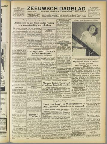 Zeeuwsch Dagblad 1952-08-04