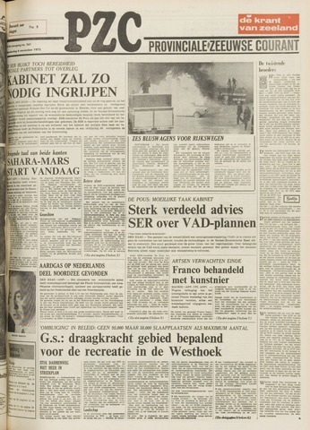 Provinciale Zeeuwse Courant 1975-11-06
