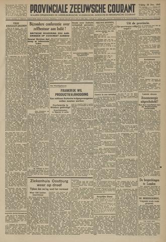 Provinciale Zeeuwse Courant 1945-12-28