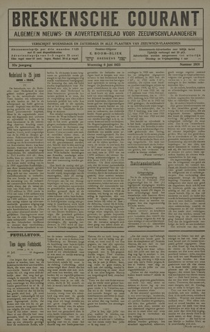 Breskensche Courant 1923-06-06