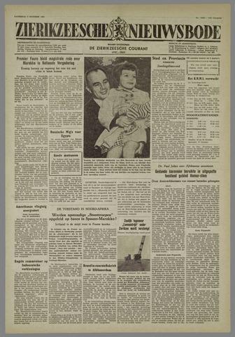 Zierikzeesche Nieuwsbode 1955-10-08