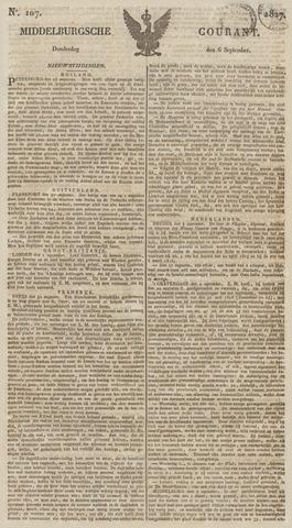 Middelburgsche Courant 1827-09-06