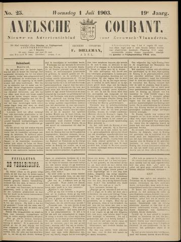 Axelsche Courant 1903-07-01