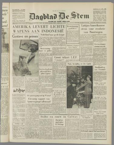 de Stem 1958-08-20