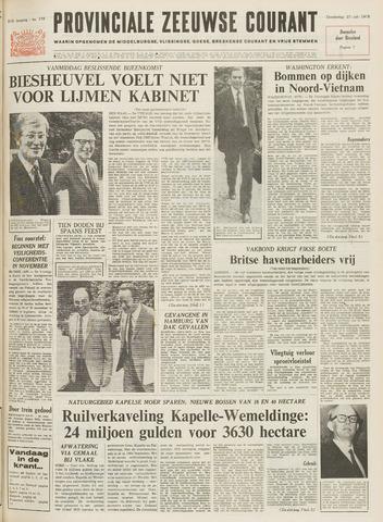 Provinciale Zeeuwse Courant 1972-07-27