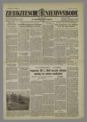 Zierikzeesche Nieuwsbode 1954-11-11