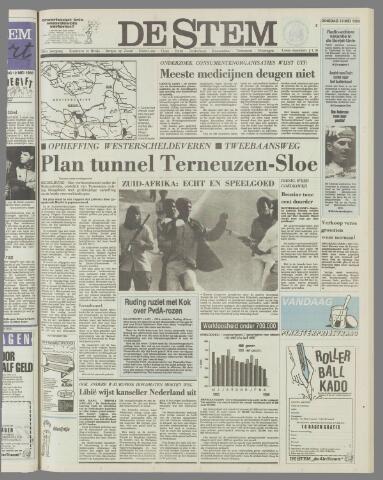 de Stem 1986-05-13