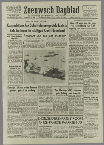 Zeeuwsch Dagblad 1956-09-14