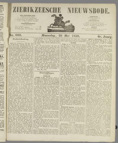 Zierikzeesche Nieuwsbode 1850-05-20