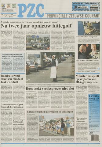 Provinciale Zeeuwse Courant 1997-08-11