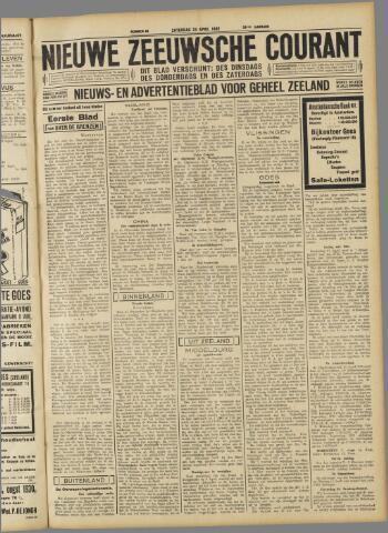Nieuwe Zeeuwsche Courant 1932-04-23