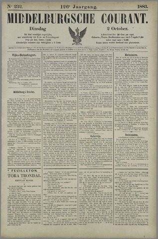 Middelburgsche Courant 1883-10-02