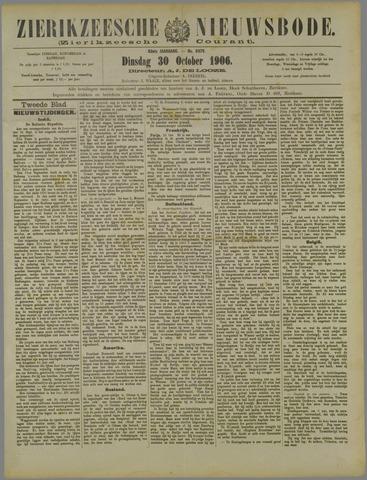 Zierikzeesche Nieuwsbode 1906-10-30