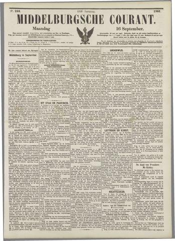 Middelburgsche Courant 1901-09-16
