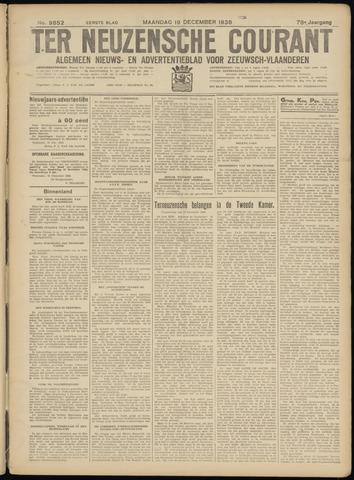 Ter Neuzensche Courant. Algemeen Nieuws- en Advertentieblad voor Zeeuwsch-Vlaanderen / Neuzensche Courant ... (idem) / (Algemeen) nieuws en advertentieblad voor Zeeuwsch-Vlaanderen 1938-12-19