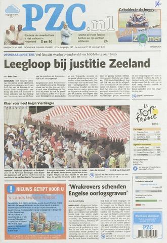 Provinciale Zeeuwse Courant 2010-07-20