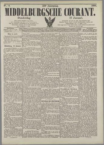 Middelburgsche Courant 1895-01-17