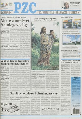Provinciale Zeeuwse Courant 2000-08-04