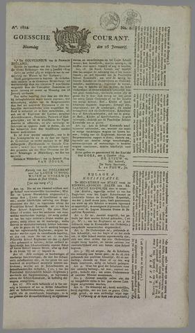 Goessche Courant 1824-01-26