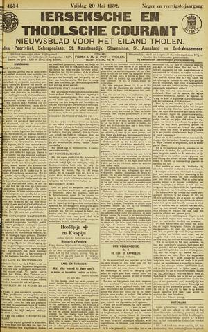 Ierseksche en Thoolsche Courant 1932-05-20
