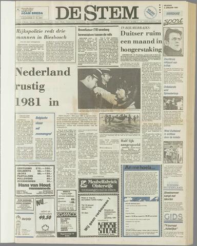 de Stem 1981