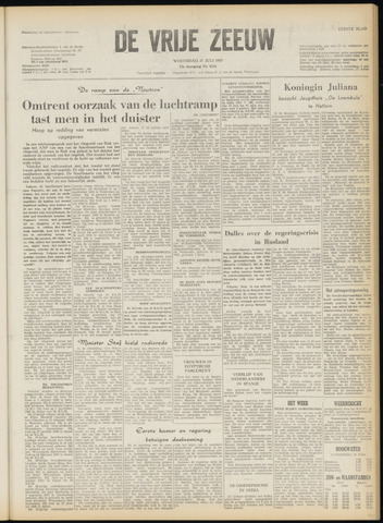 de Vrije Zeeuw 1957-07-17
