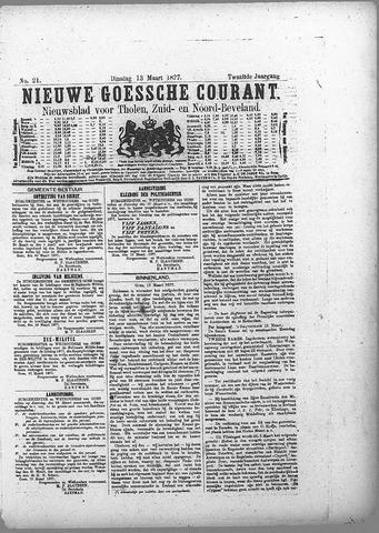Nieuwe Goessche Courant 1877-03-13
