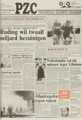 Provinciale Zeeuwse Courant 1983-07-06