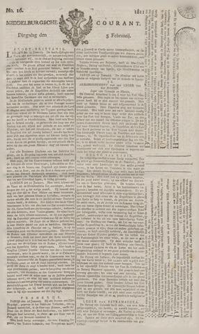 Middelburgsche Courant 1811-02-05