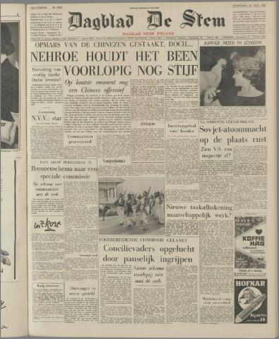 de Stem 1962-11-22
