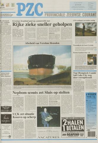 Provinciale Zeeuwse Courant 1999-01-09