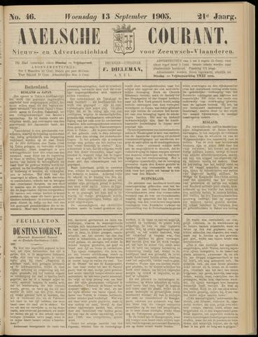 Axelsche Courant 1905-09-13