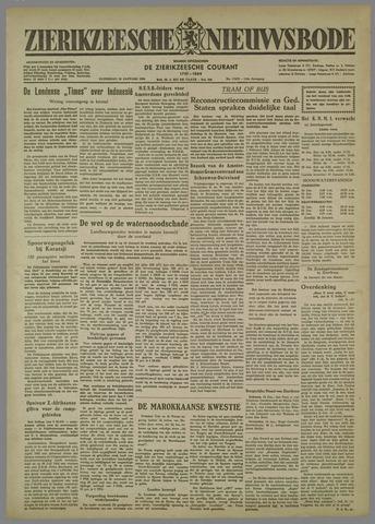 Zierikzeesche Nieuwsbode 1954-01-23