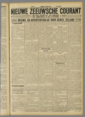 Nieuwe Zeeuwsche Courant 1928-03-27