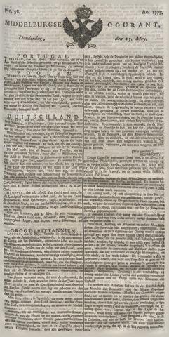 Middelburgsche Courant 1777-05-15