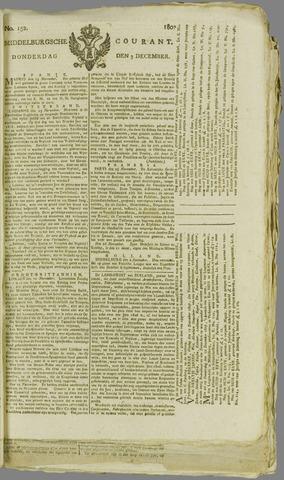 Middelburgsche Courant 1807-12-03