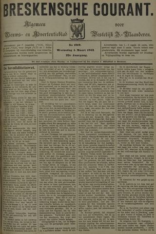 Breskensche Courant 1913-03-05