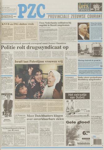 Provinciale Zeeuwse Courant 1997-02-12