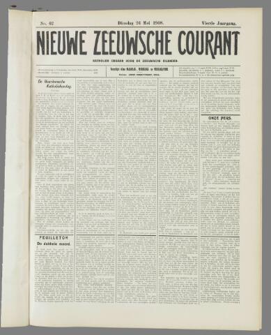 Nieuwe Zeeuwsche Courant 1908-05-26