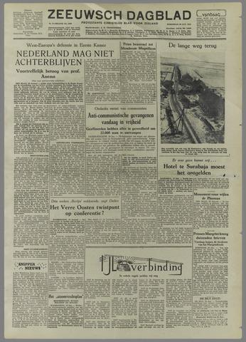 Zeeuwsch Dagblad 1954-01-20