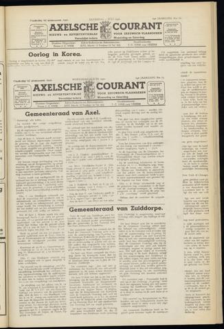 Axelsche Courant 1950-06-28