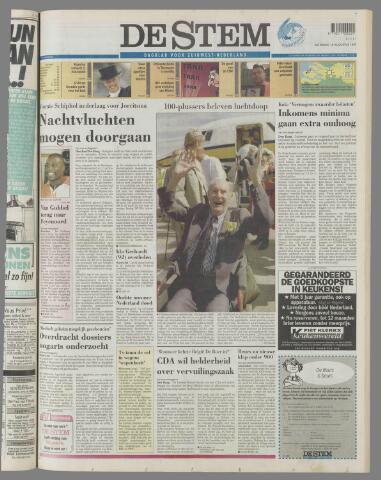 de Stem 1997-08-16