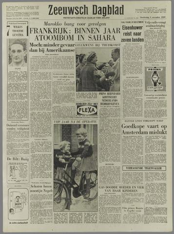 Zeeuwsch Dagblad 1959-11-05
