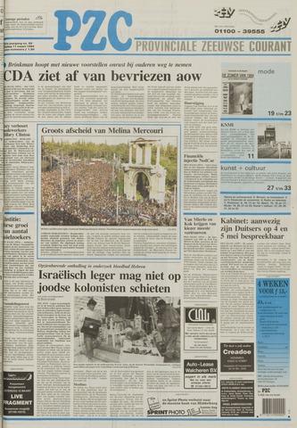 Provinciale Zeeuwse Courant 1994-03-11