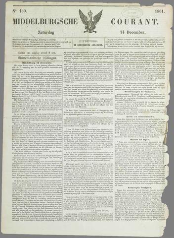 Middelburgsche Courant 1861-12-14
