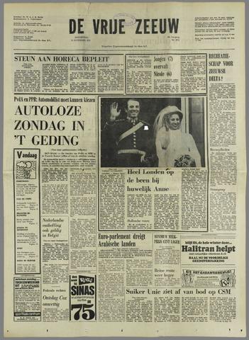 de Vrije Zeeuw 1973-11-15