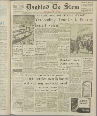 de Stem 1964-01-28