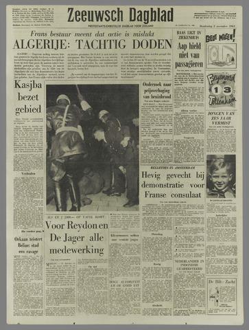 Zeeuwsch Dagblad 1961-11-02