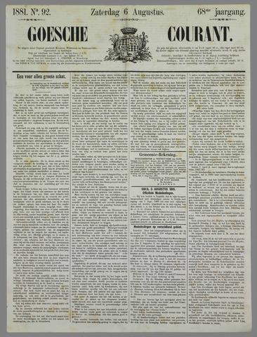 Goessche Courant 1881-08-06